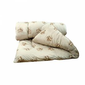 Одеяло коллекции Премиум (верблюжья шерсть, зимнее) 100% хлопок